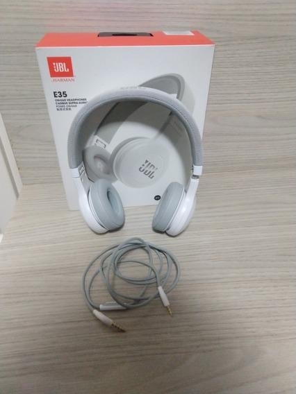 On-ear Headphone Jbl E35 Branco