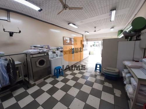 Loja Comercial, Em Excelente Localização De Pinheiros.  - Ja11347
