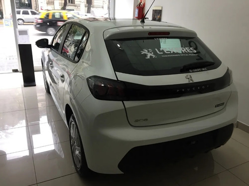Peugeot 208 Active Tiptronic (m)