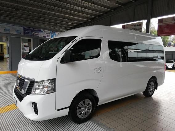 Nissan Urvan 2.5 15 Pas Amplia Aapack Seg Mt 2019