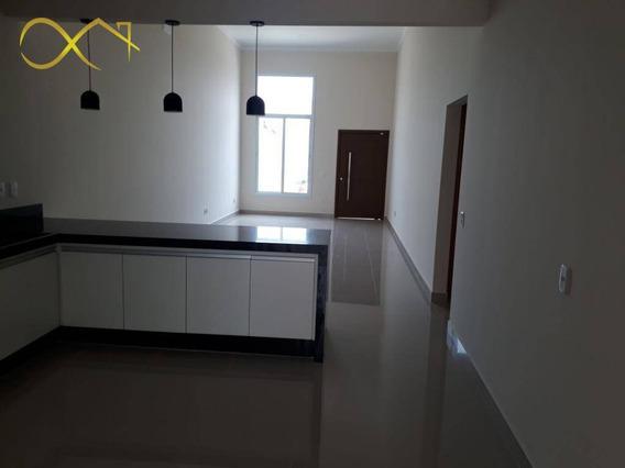 Casa Com 3 Dormitórios À Venda, 187 M² Por R$ 800.000 - Condomínio Terras Do Fontanário - Paulínia/sp - Ca1818