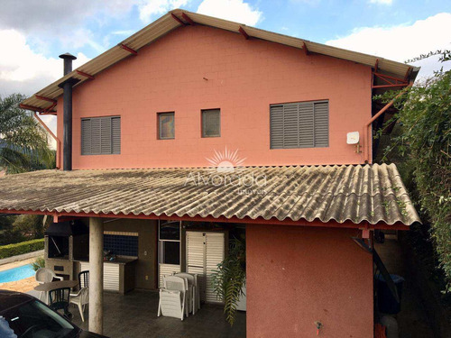 Chácara Com 4 Dorms, Vivendas Do Engenho D'água, Itatiba - R$ 600 Mil, Cod: Ch042 - Vch042