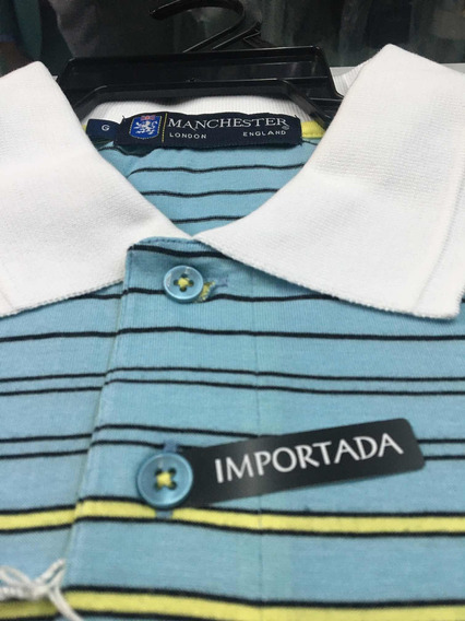 Playera Cuello Polo