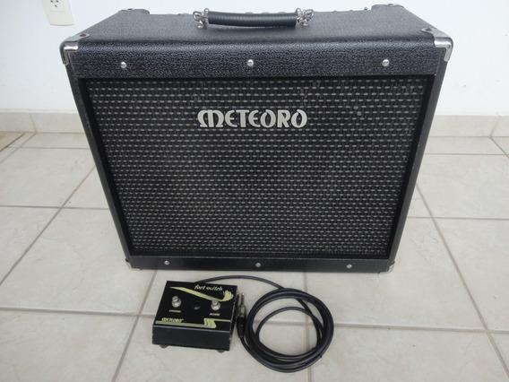 Amplificador Meteoro Mgv 30 Totalmente Valvulado