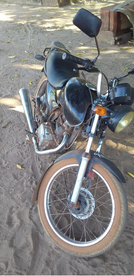 Honda Cg Fan 125 Ks 2006