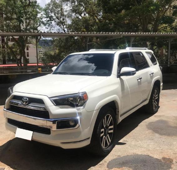 Toyota 4runner Blanca 2015