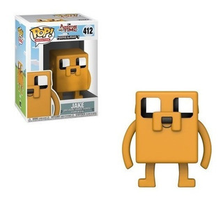 Funko Pop Television Adventure Time Minecraft Jake
