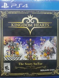 Kingdom Hearts The Story So Far Ps4 Delivery Stock Ya