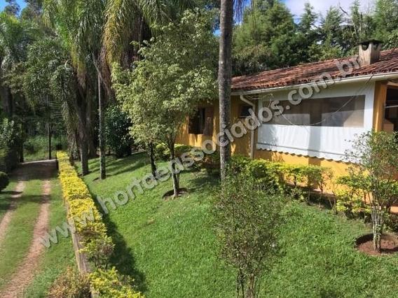 Chácara Para Venda Em Atibaia, Rancho Maringá I, 4 Dormitórios, 3 Banheiros, 10 Vagas - Ch0008