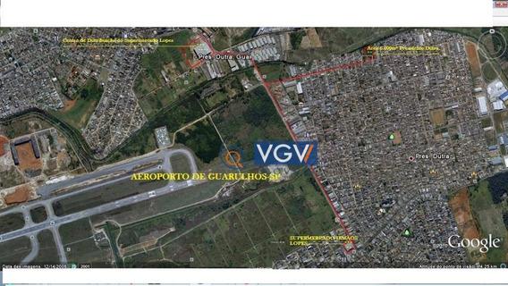 Terreno Residencial À Venda, Jardim Presidente Dutra, Guarulhos - Te0027. - Te0027