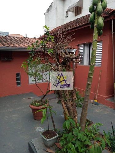 Imagem 1 de 23 de Casa Com 4 Dormitórios À Venda, 147 M² Por R$ 405.000,00 - Vila São Francisco - Mauá/sp - Ca0158