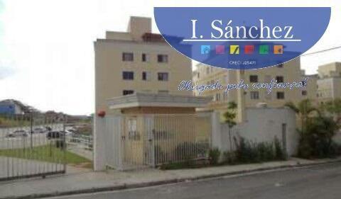 Apartamento Para Venda Em Itaquaquecetuba, Vila Virgínia, 3 Dormitórios, 2 Banheiros, 1 Vaga - 171123_1-1067037