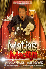 Mago Infantil, Mago Adultos Show De Magia Y Humor Familiar.
