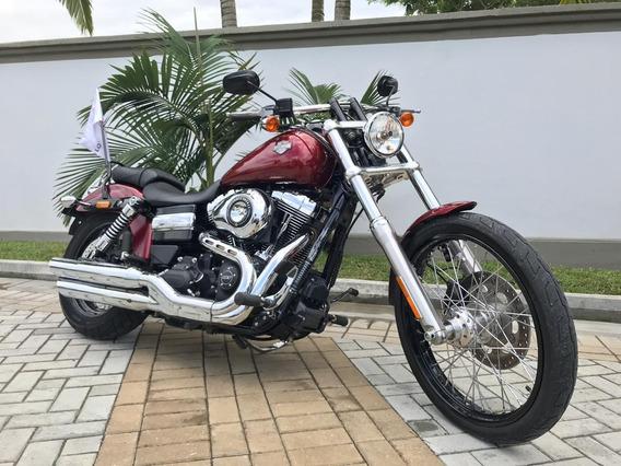 Harley Davidson Dyna Wide Glide 2017