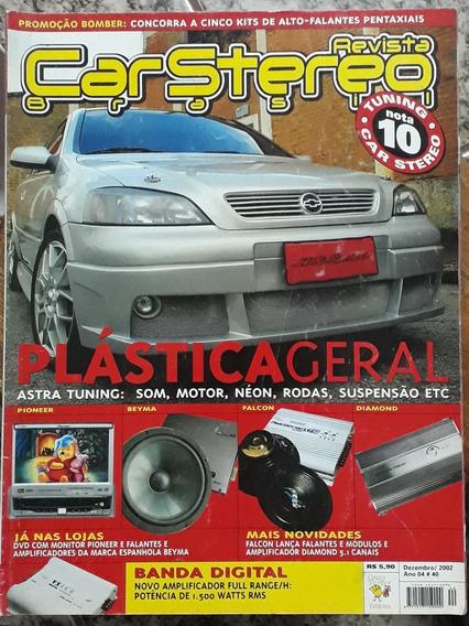 Revista Car Stereo Brasil - Ano 04 - Número 40