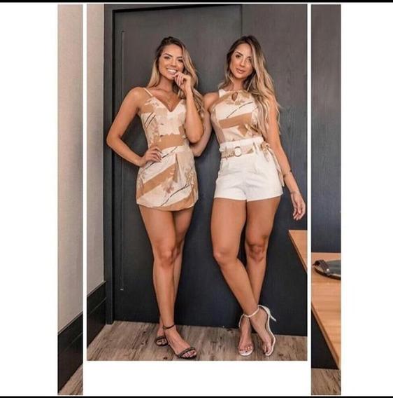 Macacao Tropical Fashion - Moda Feminina
