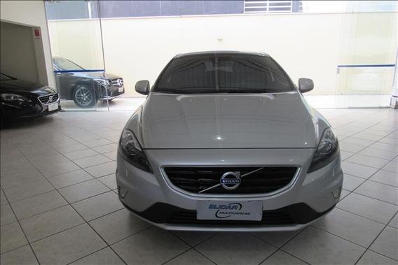 Volvo V40 2.0 T5 R Design Turbo Gasolina 4p Automatico