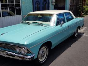 Chevelle 1966 Pocos Como Este