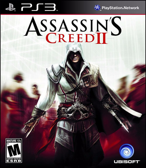 Assassins Creed Ii Ps3 - M. Física | Com Garantia Playgorila