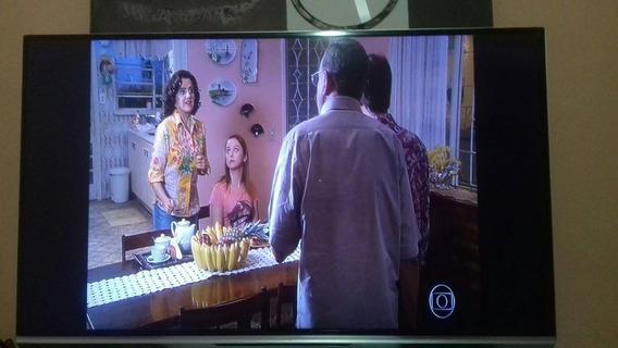 Tv 55 Pol Smart Tela Plana 3 D Em P. Estado Frete Grátis