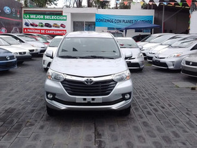 Toyota Avanza 1.5 Xle At