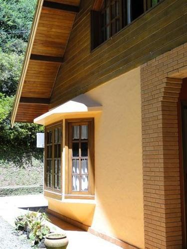 Casa Com 500 M² Em Terreno De 2.160 M² À Venda Ou Locação, 500 M²  Parque Das Águas Claras - Campos Do Jordão/sp - 12904