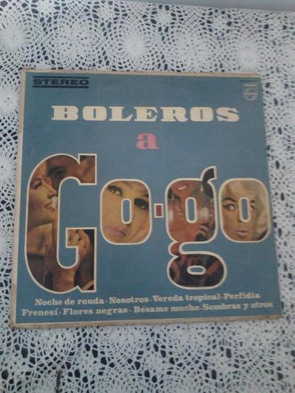 Boleros A Go Go (disco De Vinilo)