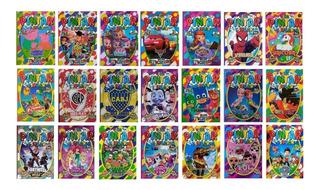 50 Libros P/ Colorear 16 Páginas + Plancha Stickers A Pintar