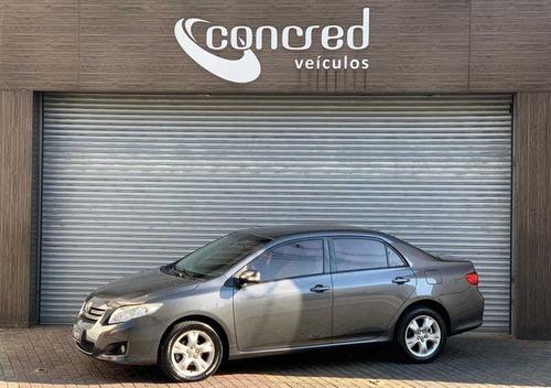 Imagem 1 de 12 de Toyota Corolla Xei18flex 2010