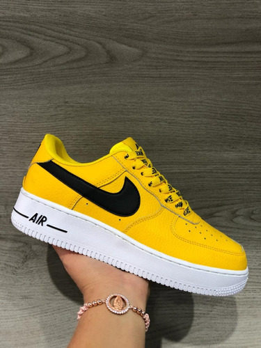 zapatillas nike air force one hombre