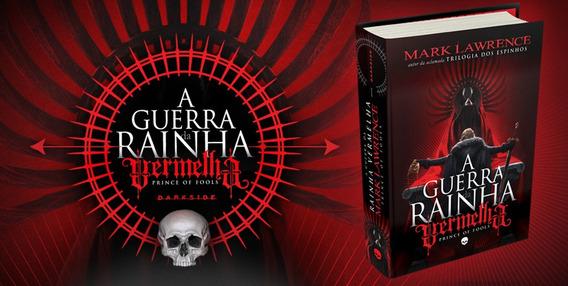 Kit 2 Livros A Guera Da Rainha Vermelha Volume 1 E 2 .