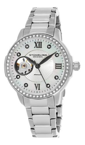 Imagen 1 de 4 de Reloj Stuhrling Mujer Coleccion De Lujo