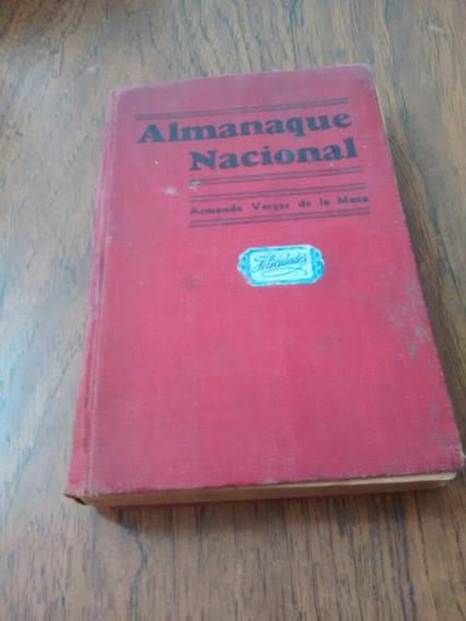Almanaque Nacional - Armando Vargas De La Maza