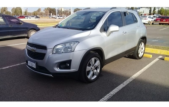 Chevrolet Tracker Awd Ltz + At Rd