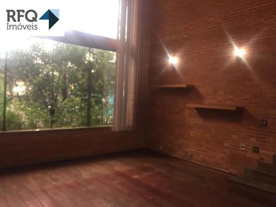 Casa Rústica No Jardim Da Glória Com 7 Vagas Estilo Mansão!! - Ca00227 - 34212664