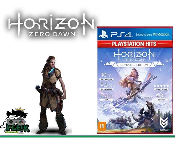 Horizon Zero Dawn Edição Completa | Lacrado | Mídia Física