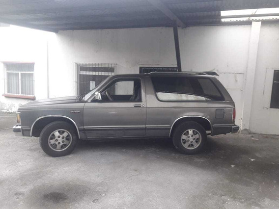 Chevrolet Blazer 4x2