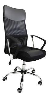 Cadeira Escritorio Presidente Em Tela Mesh Pel-8009 Pelegrin