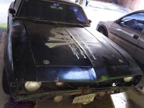 Vendo Camaro Rs Año 69 Motor 305 Tapa Rayada Cauchos Anchos