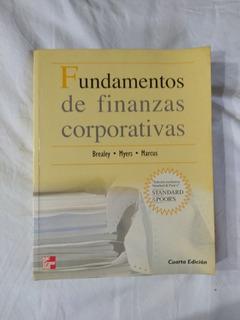 Fundamentos De Finanzas Corporativas - Brealey Myers Marcus