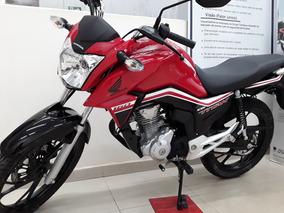 Titan 160cc Cbs, Painel Digital, Injeção Eletronica Flex