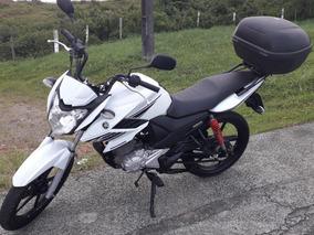 Yamaha Ys 150 Fazer Sed / 2015 Emplacada Até 05/ 2020