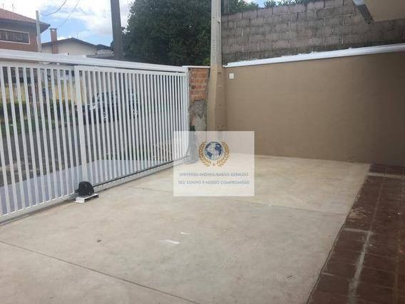 Casa Com 3 Dormitórios Para Alugar, 140 M² Por R$ 2.800,00/mês - Cidade Universitária - Campinas/sp - Ca0663