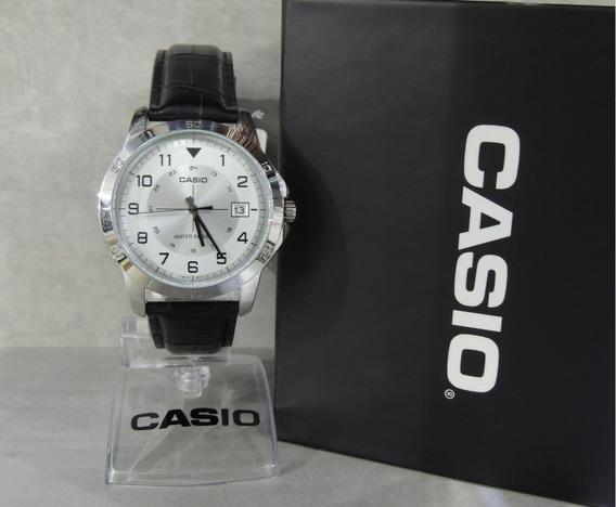 Relógio Casio Masculino - Mtp-v008l-7b1udf - Garantia E Nf