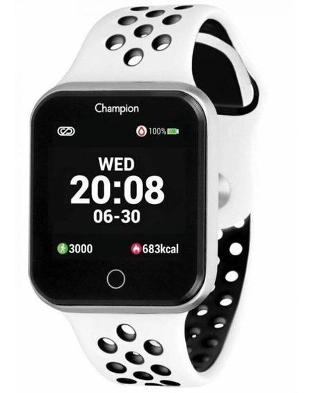 Aparelho Champion Smart Ch50006q - Prata/ Branco