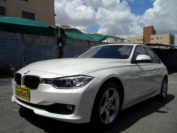 Bmw 320i Active 2.0 Turbo Flex Blindado 2015