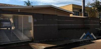 Casa Com 3 Dormitórios À Venda, 180 M² Por R$ 650.000 - Lago Parque - Londrina/pr - Ca0349