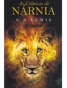 As Crônicas De Nárnia - Volume Único - C. S. Lewis