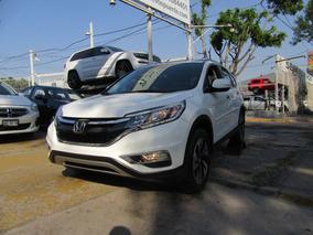 Honda Cr-v 2015 2.4 Exl Navi 4wd Mt Blanco