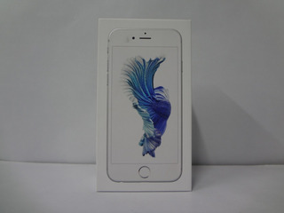 Caixa iPhone 6s Branco